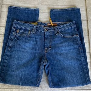 AG Protege Jeans. Size 33. Mid-Weight.